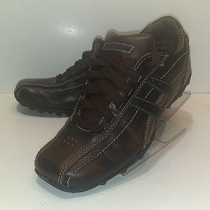 Skechers Talus Ultimatum Men's Leather Sz.6.5